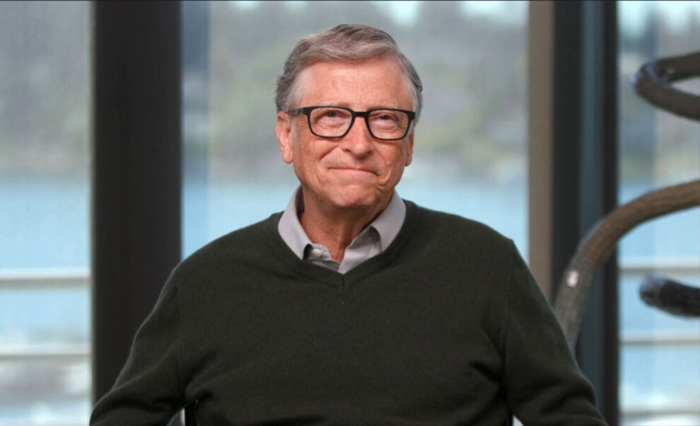Bill Gates is said to have been pressured to resign