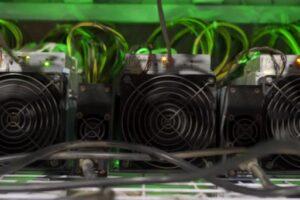 British police discover illegal crypto mining farm