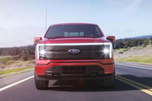 Ford F-150 Lightning is said to be a moving energy source