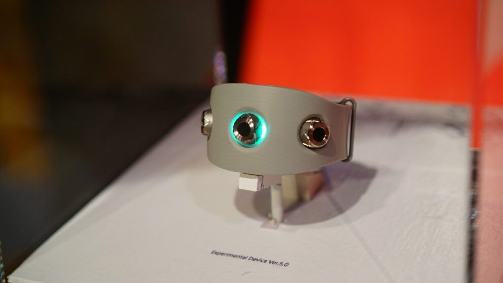 Sony wants to finance music sensor via crowdfunding