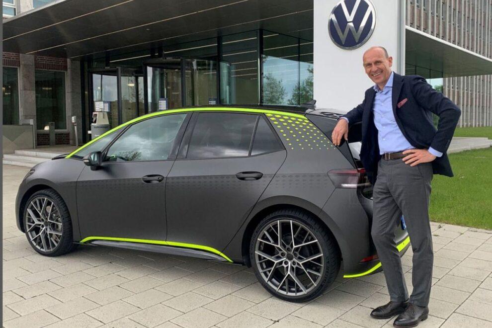 VW is building an electric Golf GTI successor