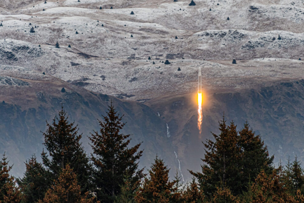 Astra launches low-cost missiles in Alaska with great ambitions