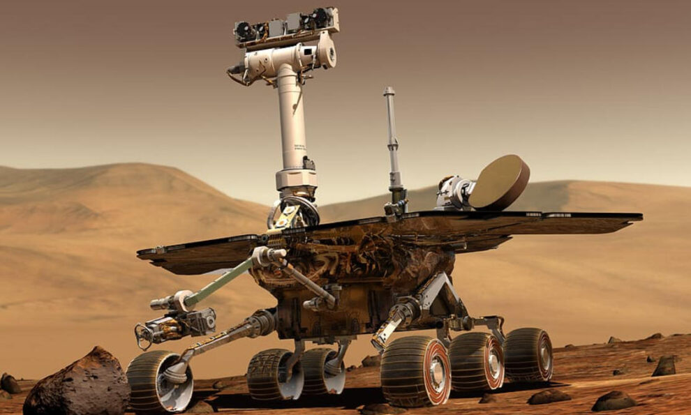 Chinese Mars rover sends back high-resolution selfies