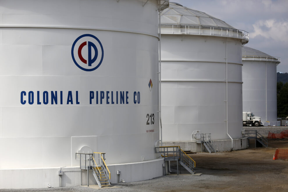 Colonial Pipeline hacked via compromised password