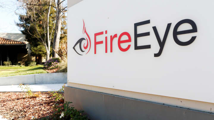 FireEye sells for $ 1.2 billion