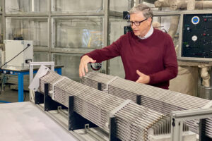 Gates startup Terrapower wants to build a nuclear power plant